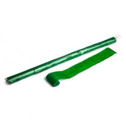 Streamers, folie 10 bucati, 10m x 5cm - Dark Green, MagicFX STR03DG