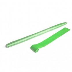 Streamers, folie 10 bucati, 10m x 5cm - Light Green, MagicFX STR03LG