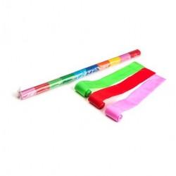 Streamers, folie 10 bucati, 10m x 5cm - Multicolour, MagicFX STR03MC