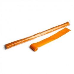 Streamers, folie 10 bucati, 10m x 5cm - Orange, MagicFX STR03OR