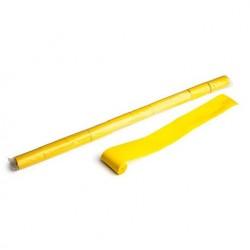 Streamers, folie 10 bucati, 10m x 5cm - Yellow, MagicFX STR03YL