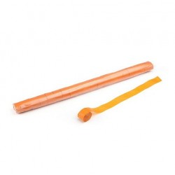 Stadium Streamers, folie 20 bucati, 20m x 2.5cm - Orange, MagicFX STR09OR