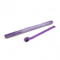 Stadium Streamers, folie 20 bucati, 20m x 2.5cm - Purple, MagicFX STR09PR