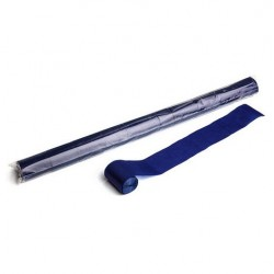 Stadium Streamers, folie 10 bucati, 20m x 5cm - Dark Blue, MagicFX STR04DB