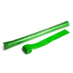 Stadium Streamers, folie 10 bucati, 20m x 5cm - Light Green, MagicFX STR04LG