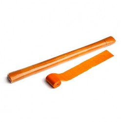 Stadium Streamers, folie 10 bucati, 20m x 5cm - Orange, MagicFX STR04OR