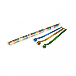 Metallic streamers, folie 32 bucati, 10m x 1.5cm - Multicolour, MagicFX STR06MC
