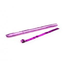 Metallic Streamers, folie 32 bucati, 10m x 2.5cm - Pink, MagicFX STR11PK