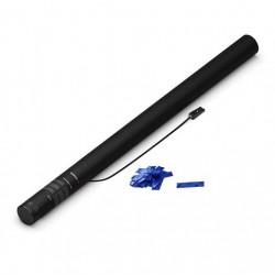 Electric Cannon PRO - Confetti - Blue Metallic, 80 cm, MagicFX EC04DBM