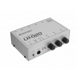 Mixer 3 canale microfon Omnitronic LH-020