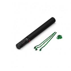Handheld Cannon - Streamers - Green Metallic, 50 cm, MagicFX HS03DGM