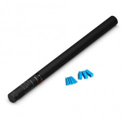 Handheld Cannon PRO - Confetti - Light Blue, 80 cm, MagicFX HC04LB