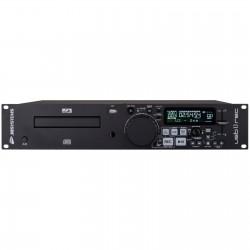 "19"" single CD player + USB player/recorder, Jb Systems USB 1.1 REC"