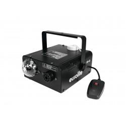 Masina de fum hibrid cu iluminare LED Eurolite LED FF-5