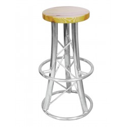 Scaun Alutruss Bar stool, curved