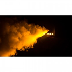 Fogger cu LED-uri amber, Jb Sytems FIRE FOG