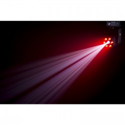 Moving-spot&wash cu LED, Jb Systems STRIKER