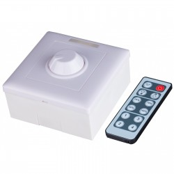 Wall-dimmer cu un canal, Jb Systems LED 1CH DIM WALL (5392)