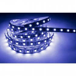 Banda de 60 LED-uri/m RGB/ 5 m/ IP 20/ 24V, Jb Systems LSI-60RGB-5050-IP20-5M (5417)