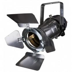 Barndoor cromat pentru PAR-20, Jb Systems PAR20-BARN/silver (2076)