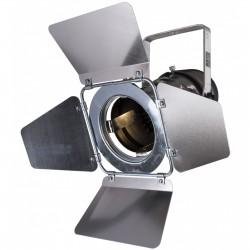 Barndoor cromat pentru PAR-30, Jb Systems PAR30-BARN/silver (2078)