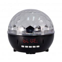Lampa disco cu player media, radio FM si bluetooth, Sal DL 6BT