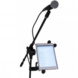 "Suport tableta universal pt display 7""-11"", pt standuri microfon, Jb Systems TABLET HOLDER"