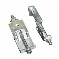 Set de 2 clamp-uri mici pt conectarea a 2 platforme, Briteq BT-STAGE-PLFCLAMP-SMALL
