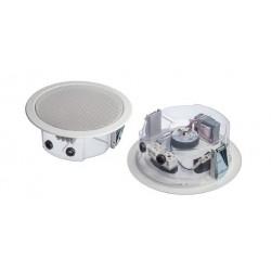 Difuzor de plafon 100V, EN-54-24 Paso X-DLE06-EN