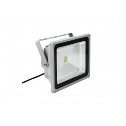 Reflector cu LED 60 W, de exterior, Eurolite LED IP FL-30 COB 6400K 120° classic
