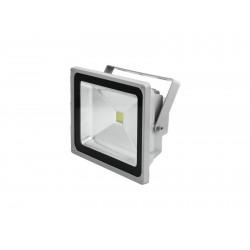 Reflector cu LED 60 W, de exterior, Eurolite LED IP FL-30 COB 3000K 120° classic