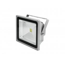 Reflector cu LED 50 W COB, de exterior, Eurolite LED IP FL-50 COB 3000K 120° classic