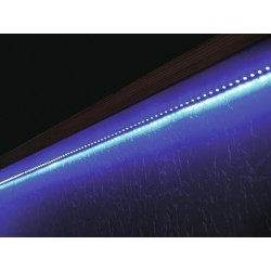 Banda LED-uri Eurolite LED Strip 300 5m 3528 blue 12V