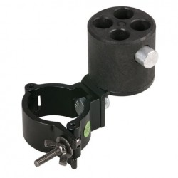 Bratara Showtec Angled bracket with 4-way connector 50mm