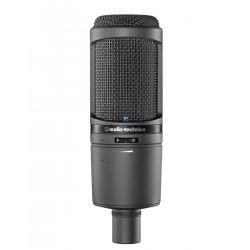 Microfon condenser cu USB Audio-Technica AT2020USBi