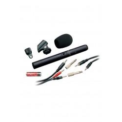 Microfon stereo condenser pentru aplicatii video Audio-Technica ATR6250