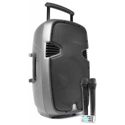 Sistem portabil USB/SD/BT/VHF Skytec SPJ-PA915