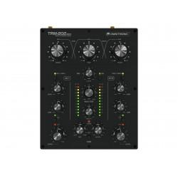 Mixer DJ TRM-202MK3 2-Channel Rotary Mixer Omnitronic