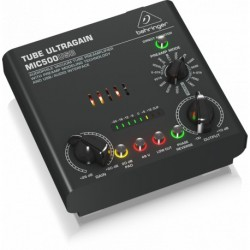 Preamplificator Microfon Behringer Tube Ultragain MIC500USB