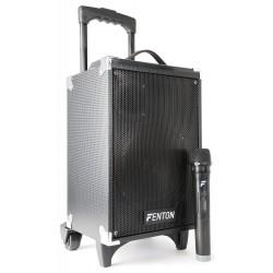 Boxa activa cu acumulator BT/MP3/USB/SD/VHF Fenton ST050