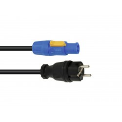 PowerCon Power Cable 3x1.5 1m H07RN-F PSSO
