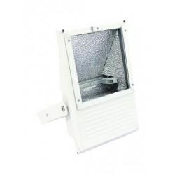 Reflector de exterior, alb, 100-500W WFL, Eurolite Outdoor Spot 100-500W WFL white