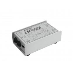 DI box Passive Omnitronic LH-05 PRO