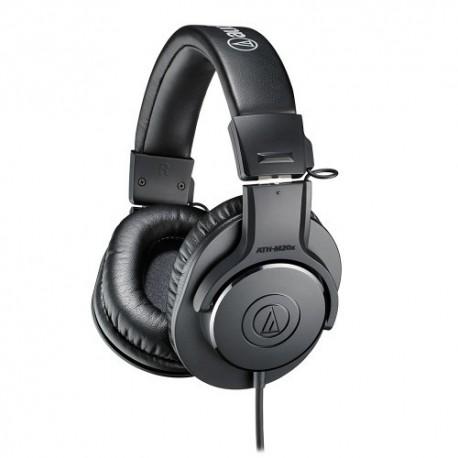 Casti profesionale studio monitor, Audio-Technica ATH-M20X