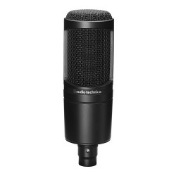 Microfon cardioid condenser, Audio-Technica AT2020