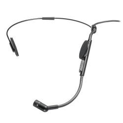 Microfon cardioid condenser tip headband, Audio-Technica ATM73AC