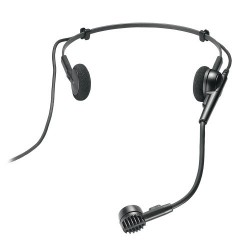 Lavaliera headband cu modul alimentare, Audio-Technica ATM75
