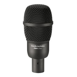 Microfon dinamic hipercardioid high-SPL pentru instrument, Audio-Technica PRO25AX