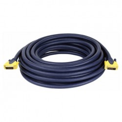 Cablu conectare DVI la DVI, 25 m , DMT FV-3425-25m