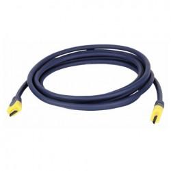 Cablu conectare HDMI la HDMI, 1.5 m , DMT FV-40150-1,5m